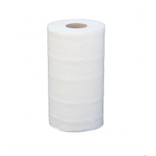 Bobine d essuyage blanche 2 plis continue 63 cm x 200 m photo du produit