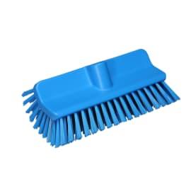 Balai lave-pont fibres médium alimentaire PLP 26,5cm bleu photo du produit