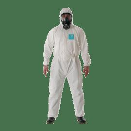 Combinaison de protection type 5-6-B antistatique AlphaTec 2000 sd - Modèle 111 blanc taille M photo du produit