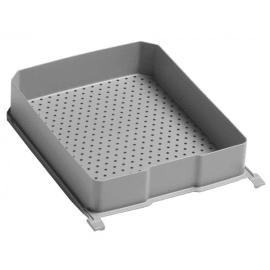 Grille de diffusion PLP gris photo du produit