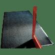 Tapis de sol anti poussière anthracite lavable en blanchisserie 85 x 150 cm photo du produit