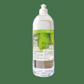 Neutral gel lavant corps et cheveux certifié COSMOS flacon de 1L photo du produit