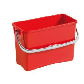 Seau PLP 8L rouge photo du produit