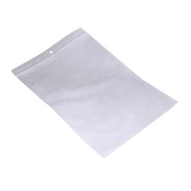 Sac plastique zip lock 160 x 220mm transparent 50µm photo du produit