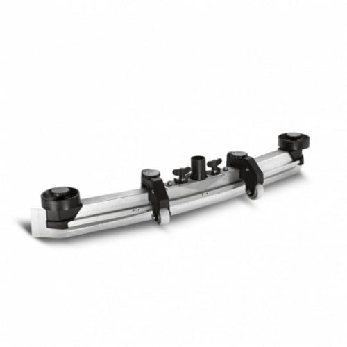 Suceur d aspiration courbe 830mm avec galets d appui pour autolaveuses Karcher photo du produit
