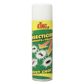 Insecticide rampants et volants aérosol de 500ml photo du produit