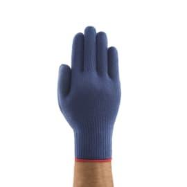 Gant de protection froid ActivArmr 78-103 spandex/acrylique bleu avec picots PVC bleu taille 9 photo du produit