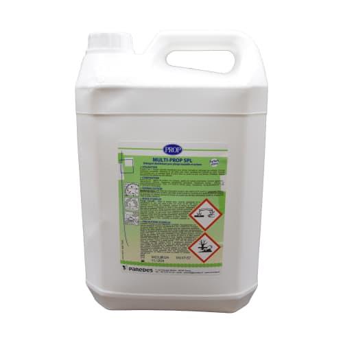PROP Multi-Prop SPL détergent dégraissant désinfectant bidon de 5L photo du produit