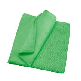 Essuyage microfibre T200 vert 40 x 40 cm photo du produit