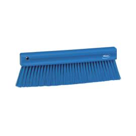 Balayette sans manche fibres souples alimentaire PLP 30cm bleu photo du produit