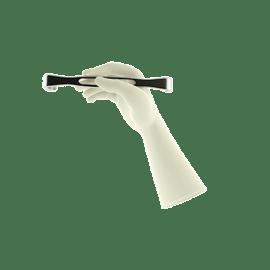 Gant à usage unique chirurgie stérile Encore Latex Textured blanc non poudré taille 7 photo du produit