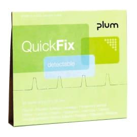 Recharge pansements détectables pour distributeur QuickFix (916503) photo du produit