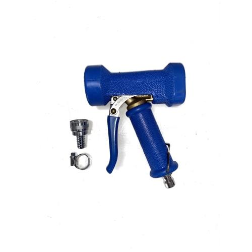 Pistolet antichoc bleu photo du produit