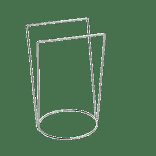 Support sac simple 20L ou 30L photo du produit Back View L