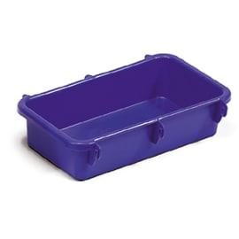Bac central bleu PLP 44 x 26,5 x 11 cm photo du produit