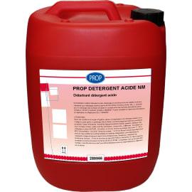 PROP Détergent acide non moussant bidon de 27kg photo du produit