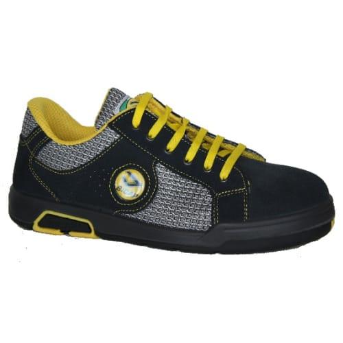 Chaussure de sécurité basse Pulsano S1P SRC composite bleu/jaune pointure 43 photo du produit
