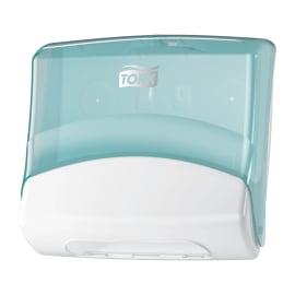 Distributeur d essuyage Neolis pliés blanc système W4 photo du produit