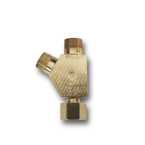 Répartiteur en Y pour nettoyeurs haute pression Karcher photo du produit