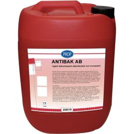 PROP Antibak AB détartrant blanchissant désinfectant bidon de 22kg photo du produit