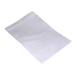 Sac plastique zip lock 250 x 350mm transparent 50µm photo du produit