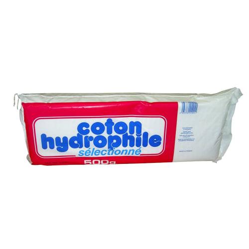 Coton hydrophile pliage accordéon photo du produit