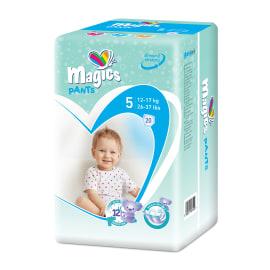 Couche culotte Magics Pants Junior 12/17kg photo du produit
