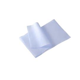 Gaze microfibre non tissé NT67 bleue 14 x 45 cm photo du produit