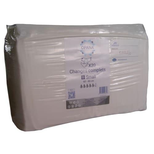 Change complet Opana gris taille S photo du produit