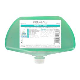 PREVEN S PARIS Fresh 3-in-1 wash lotion lavante certifiée Ecolabel recharge de 350ml photo du produit