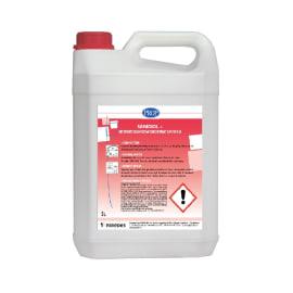 PROP Sanidiol+  nettoyant détartrant désinfectant bidon de 5L photo du produit