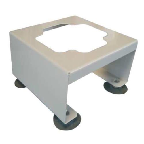Support plastique avec ventouses pour collecteurs boîte à aiguilles DASRI photo du produit