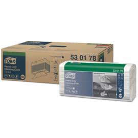 Essuyage non tissé blanc 35,5 x 42,8 cm photo du produit