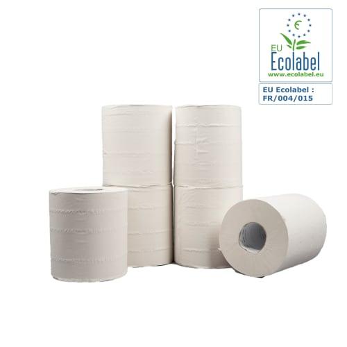 Essuyage dévidage central blanc 2 plis 450 formats 20 x 30 cm photo du produit
