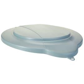 Couvercle pour seau 12L alimentaire PLP gris photo du produit