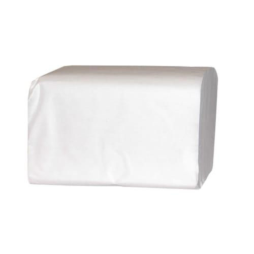 Papier toilette paquet blanc 2 plis 225 feuilles 10 x 20,5 cm photo du produit