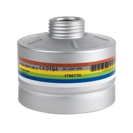 Cartouche anti-gaz en aluminium A2B2E2K1NO P3 pour système RD 40 photo du produit