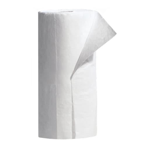 Absorbant en rouleau PIG® Essentials triple épaisseur pour hydrocarbures 76 cm x 46 m photo du produit