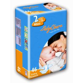 Change complet Baby Charm Super Dry Mini 3/6kg photo du produit