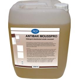 PROP Antibak mousse Pro détergent désinfectant bidon de 20kg photo du produit
