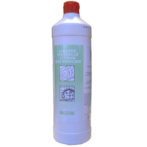 IJN liquide vaisselle citron bactéricide flacon de 1L photo du produit