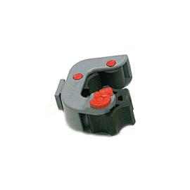 Accroche balai PLP réglable pour cassette et support sac photo du produit