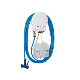 Centrale d hygiène Evolution 2 produits tuyau de 20m photo du produit