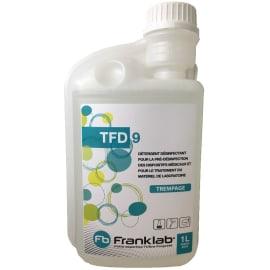 TFD9 pré-désinfectant instruments flacon doseur de 1L photo du produit