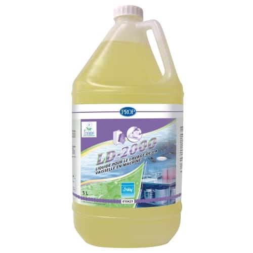 PROP LD-2000 liquide vaisselle certifié Ecolabel bidon de 5L photo du produit