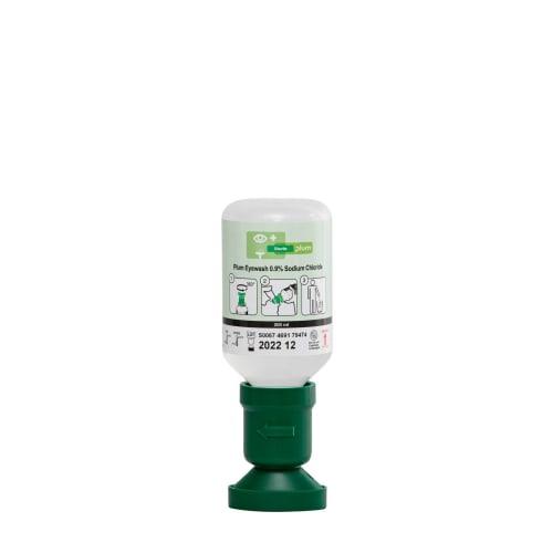 Rince-oeil solution saline Plum NaCl 0,9% 200ml photo du produit
