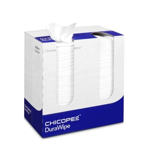 Essuyage non tissé Durawipe plus blanc 36 x 43 cm photo du produit