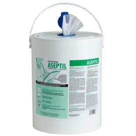 Lingettes désinfectantes PRODENE Aseptil seau de 450 photo du produit