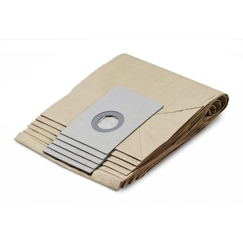 Sac filtrant papier pour aspirateurs Karcher photo du produit