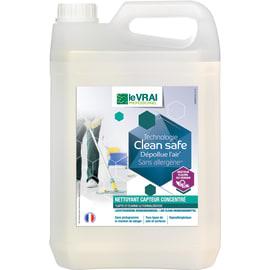 LE VRAI PROFESSIONNEL Clean Safe nettoyant capteur concentré bidon de 5L photo du produit